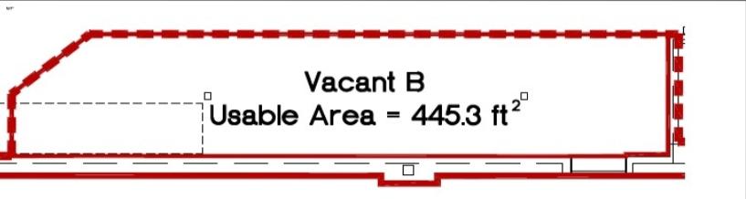 116-120 Princess St UNIT B- Website Floor Plan