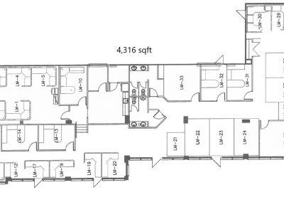 165 Ontario Street - former EmpireLife - Large space is 4,316 sqft
